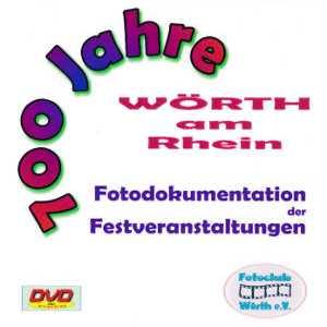 DVD 700 Jahre Wörth am Rhein
