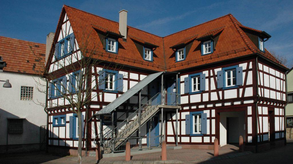 Der neue Club-Raum des Fotoclub Wörth e.V. im ehemaligen Lupperthaus