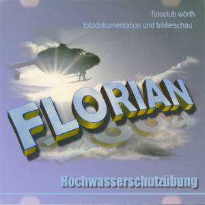 """DVD Hochwasserschutzübung """"Florian"""" in Wörth am Rhein"""