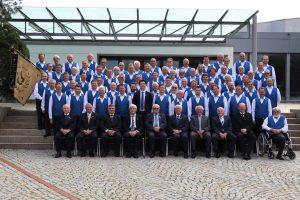 175-Jahre Männerchor Wörth am Rhein