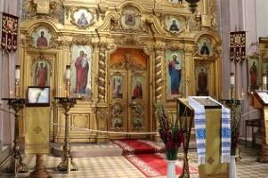 Russisch orthodoxe Kirche St. Alexandra