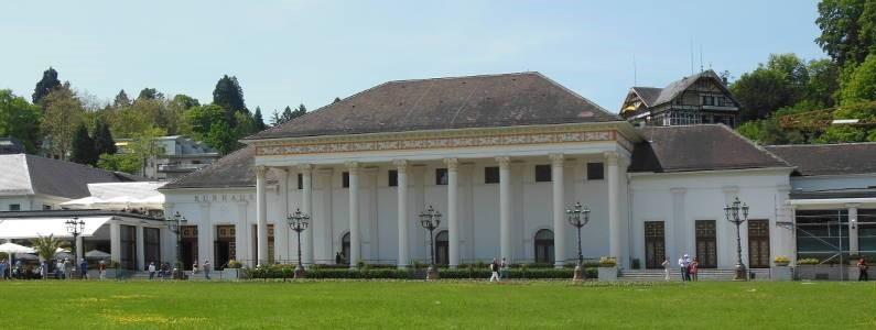 Das Spielcasino Baden-Baden