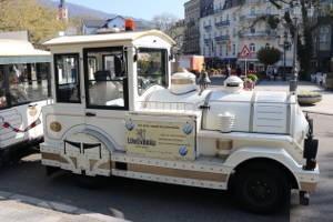 Stadtrundfahrt in Baden-Baden